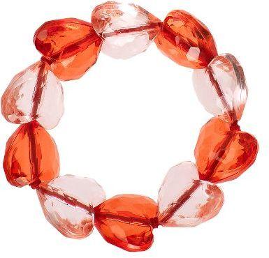 Heart Gem Bracelet