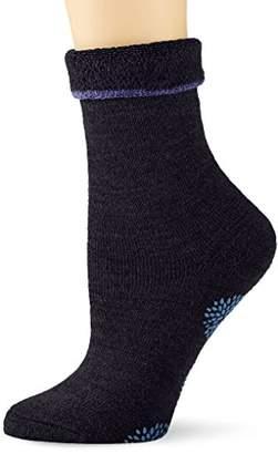 Esprit Women's Cosy Matt Fein Slipper Socks,Medium (Manufacturer Size:39-42)
