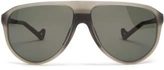 DISTRICT VISION Yukari D-frame performance sunglasses
