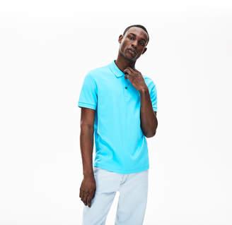 Lacoste Men's Regular Fit Lightweight Cotton Polo