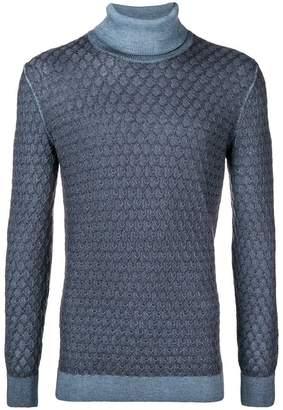 Gabriele Pasini cable knit jumper