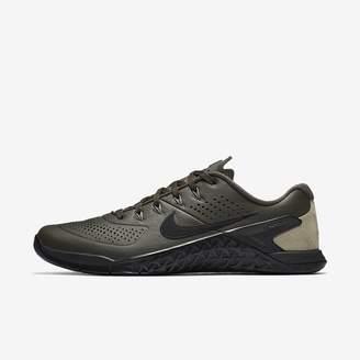 Nike Metcon 4 AMP Leather Men's Cross Training/Weightlifting Shoe
