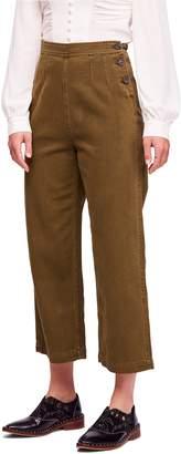 Free People Utility Crop Pants