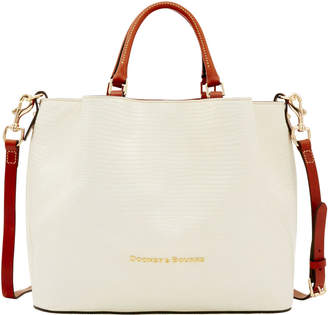 Dooney & Bourke Embossed Lizard Large Barlow