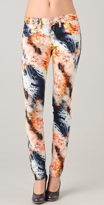 Roseanna Fireworks Skinny Jeans