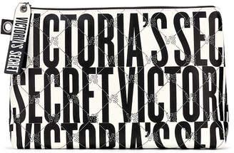 Victoria's Secret Victorias Secret Monogram Pouch