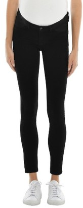Women's J Brand Mama J Super Skinny Maternity Jeans $198 thestylecure.com