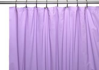 Carnation Home Fashions Premium Quality Vinyl Shower Curtain Liner