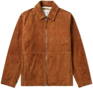 Norse Projects Elliot Suede Jacket