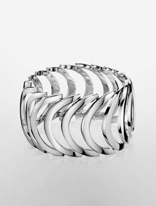 Calvin Klein body stainless steel bracelet