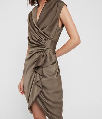 AllSaints Cancity Dress
