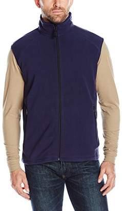 Clique Men's Summit Full-Zip Microfleece Vest