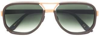 Rob-ert Robert La Roche gradient aviator sunglasses