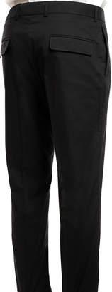 Joe's Jeans Men's Flat-Front Tech Pants, Black