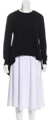 Alexander McQueen Cashmere Long Sleeve Sweater