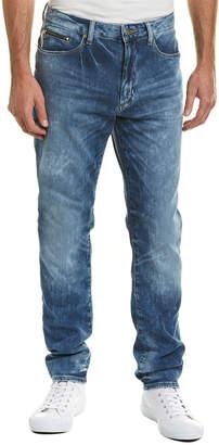 Armani Exchange Marbled Slim Tapered Leg Pant