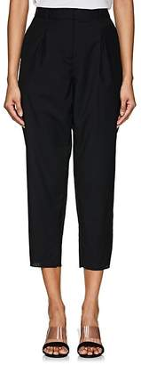 Robert Rodriguez WOMEN'S WOOL CROP TROUSERS