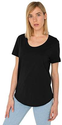 American Apparel Women's Ultra Wash Short Sleeve Tee $10.75 thestylecure.com