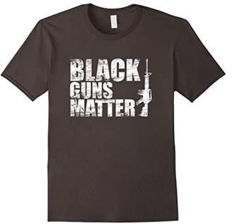 Guns Matter AR15 NRA T Shirt 1911 9mm Shooting Lives
