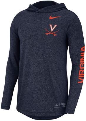 Nike Men's Virginia Cavaliers Hoodie Tee