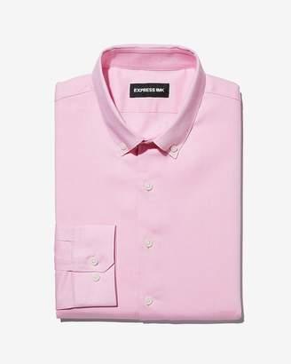Express Slim 1Mx Button Down Shirt