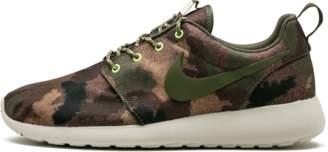 Nike Womens Rosherun - Linen/Cargo Khaki