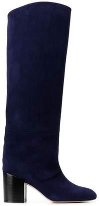 Stuart Weitzman Tubo midnight boots