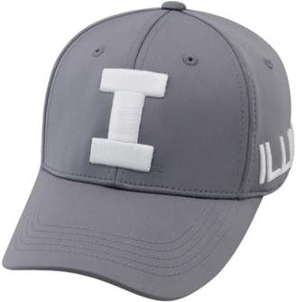 Top of the World Youth Illinois Fighting Illini Bolster Mesh Cap