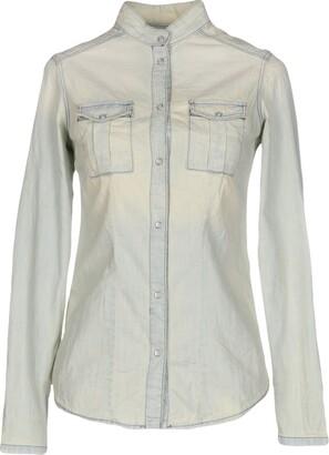 Manila Grace DENIM Denim shirts