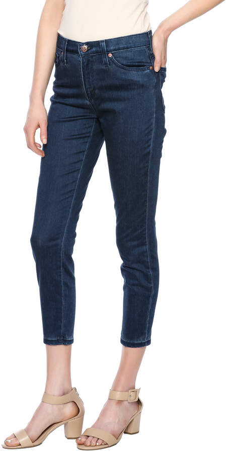 Second Yoga Jeans Softest High Rise Jean