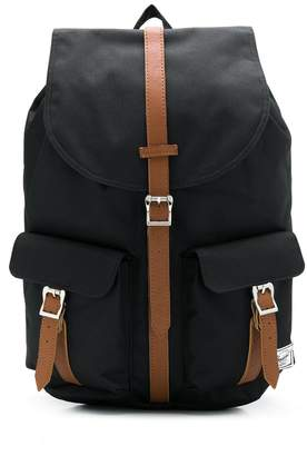 Herschel double pocket backpack