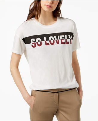 Carbon Copy Graphic-Print T-Shirt