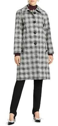 Burberry Walkden Plaid Coat