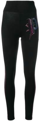 Philipp Plein P embellished leggings