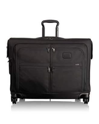 Tumi Alpha 2 Black 4-Wheeled Medium-Trip Garment Bag Luggage