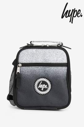 Hype Boys Speckle Fade Lunch Bag - White