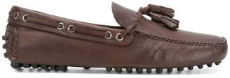 Car Shoe tassle slip-on loafers