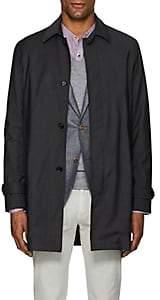 MACKINTOSH Moorer Men's Tarik Merino Wool Coat-Charcoal