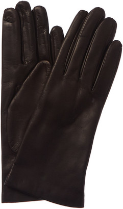 Portolano Women's Brown Leather Gloves