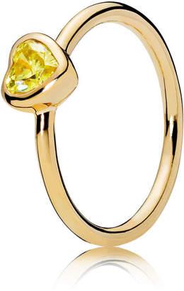 Pandora Radiant Heart Ring