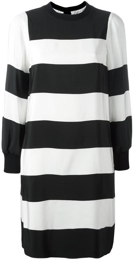 Marc Jacobs Marc Jacobs colour block dress