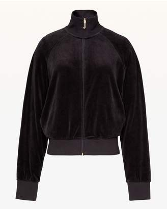 Juicy Couture Velour Palisades Jacket