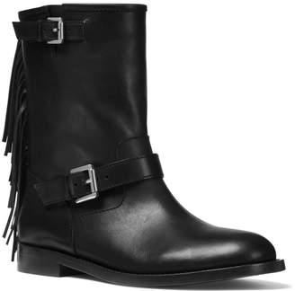 Michael Kors Ingrid Leather Boots
