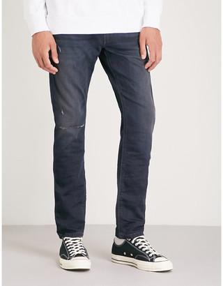 77b40c06 Diesel Krooley-Ne tapered slim-fit jeans