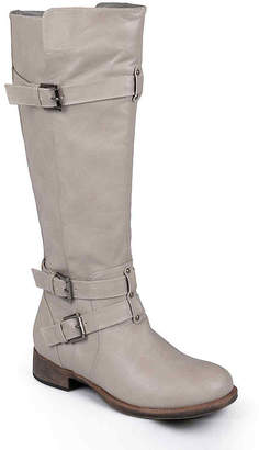 Journee Collection Bite Wide Calf Tall Boots