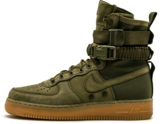 Nike SF AF1 'Faded Olive' - Faded Olive