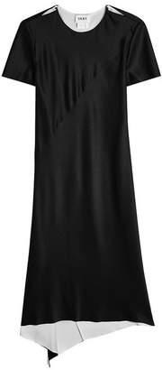 DKNY Reversible Maxi Dress