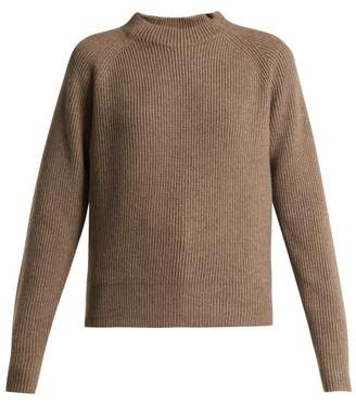 The Row Bowie Cashmere Sweater - Womens - Light Brown