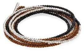 Brunello Cucinelli Wrap Necklace/Bracelet