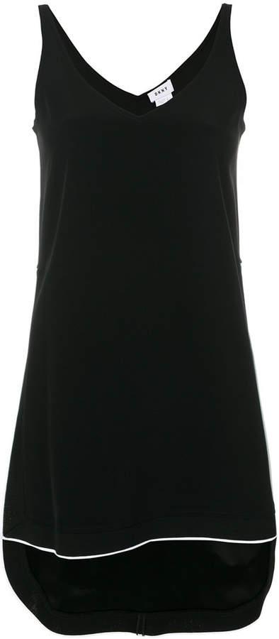 DKNY classic shift tank top